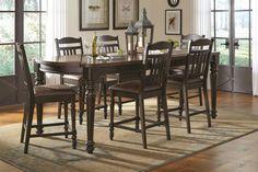Mulligan Pub Table Set by Coaster
