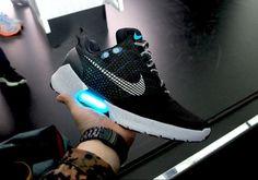 pretty nice 0d1bb 8cbc7 Hyperadapt Nike self lacing sneakers.