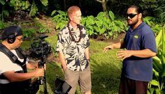 Teaching Towards Our Future - A Visit With Imaikalani Winchester - http://VoicesOfTruthTV.com