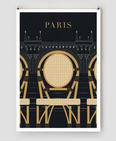 Paris Traveler Series (by Nichole & Evan Robertson)
