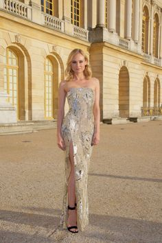 Diane Kruger – Martell Cognac Celebrates Its 300th Anniversary in France