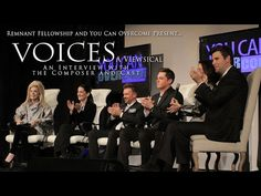 Remnant Fellowship - VOICES: An Interview with the Composer Michael Shamblin and Cast