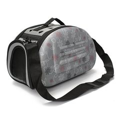 Corner Biz Pet Portable Small Pet Dog Cat Sided Carrier Travel Tote Shoulder Bag Cage House Color Grey ** Click on the image for additional details. (This is an affiliate link and I receive a commission for the sales)