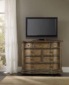 Hooker Furniture Solana Media Chest 5291-90117