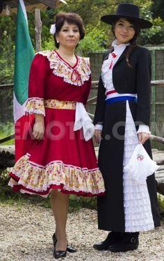 8f1814d5fd 22 mejores imágenes de traje chileno