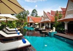 Panviman Resort : Koh Chang, Thailand