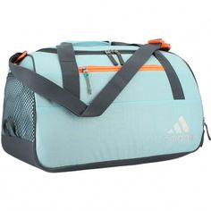 fbc472a360 Adidas Women s Squad Duffel Bag Aqua Or Turquoise - Athletic Sport Bags at  Academy Sports