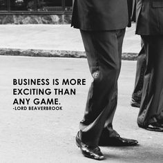 """""""Business is more exciting than any game."""" - Lord Beaverbrook. Brand Me Famous Academy launching soon! Sign-up to be a part of it www.brandmefamous.... #entrepreneur #entrepreneurship #southafrica #dowhatyoulove #startups #business #online #buinessmen #instadaily #motivation #inspiration #creatives #branding #marketing #buildyourbrand #ownbusiness #ownbrand #academy #mentorship #life #justdoit #knowledge #success #yolo"""