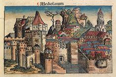 Nuremberg chronicles f 72r 1 - Milan - Wikipedia, the free encyclopedia