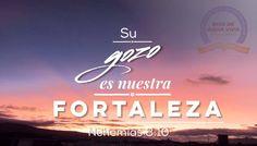 Su gozo es nuestra fortaleza #IcaRiosXela