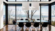 7 idées pour aménager la salle à manger   CHEZ SOI Photo: © TVA Publications   François Laliberté #deco #salleamanger #amenagement