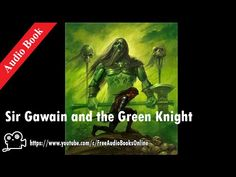 Short stories for kids - Sir Gawain and the Green Knight - YouTube