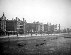 St Thomas Hospital, Lambeth, Greater London 1878 - Historic England