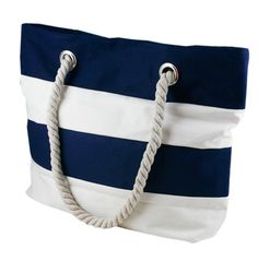 nautical navy and white striped bag http://rstyle.me/n/pf26wpdpe
