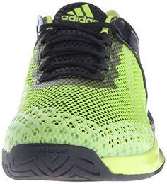 Scarpe da tennis - Adidas Performance Barricade - classica - Bianco e  Grigio metallizzato - argento - misura 10 fac3a6f7511