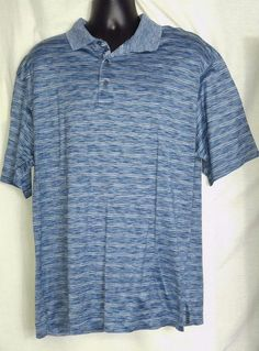Ping Collection Mens Multi color 100% Cotton Double Mercerized Shirt Size  XL #PING