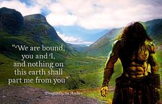 Dragonfly In Amber quote -- could be for Thorin