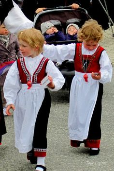 17 May - Syttende Mai, the Norwegian national day with Children's Parades throughout the country.