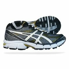 Asics Gel Pulse 4 Mens Running sneakers / Shoes - Black - SIZE US 8  ASICS CDN$ 123.41 Running Sneakers, Running Shoes, Mens Running, Asics, Black, Fashion, Runing Shoes, Moda, Black People