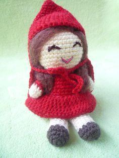 #Little Red Riding Hood #amigurumi