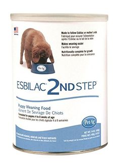 PetAg Esbilac 2nd Step Puppy Weaning Food 14oz * For more information, visit now : Dog Health Supplies
