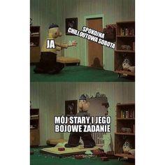 Best Memes, Dankest Memes, Jokes, Funny Images, Funny Photos, Haha Funny, Hilarious, Polish Memes, Weekend Humor
