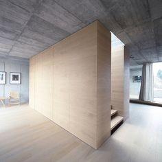 Villa Criss-Sobre Transversal / OFIS Architects