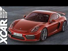 XCARFilms: Porsche Cayman GT4: Better Than A 911? - XCAR