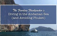 Krabi/Koh Lanta: How to Dive the Andaman Sea and Avoid Phuket Krabi, Phuket, Scuba Diving, Where To Go, Asia, Diving