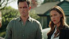 "Shut Eye 1x02 ""The Hanged Man"" - Charlie Haverford (Jeffrey Donovan) & Linda Haverford (KaDee Strickland)"