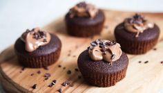 Cupcake Recipes : Paleo Chocolate Cupcakes