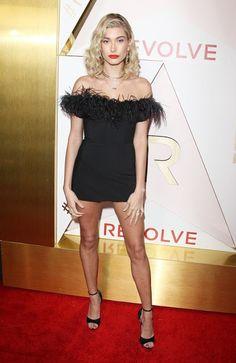 Hailey Baldwin #revolve #fashion #style #revolveawards #thepinkpineappleblog #thepinkpineapplegirl #haileybaldwin