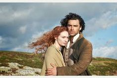 Poldark BBC have done it again!Gorgeous views of Cornwall, Aidan Turner as the swoon-worthy leading man and Eleanor Tomlinson as the sweet and spirited leading lady. I can't get enough of Ross and Demelza. Definitely one to watch. Poldark Series 2, Bbc Poldark, Poldark 2015, Demelza Poldark, Ross Poldark, Poldark Season 3, Summer Tv Shows, Robin Ellis, Saga