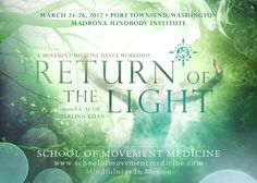 In this Movement Medicine workshop, you will: • Learn to trust and follow the inspiration of the dancer within • Give the body, heart and mind a 'spring clean' releasing what no longer serves you • Welcome the return of the spring and the light into your dance • Refresh and sharpen your sense of direction and your commitment