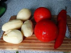 See related links to what you are looking for. Eggs, Potatoes, Vegetables, Breakfast, Food, Red Peppers, Morning Coffee, Potato, Essen