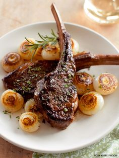 骨付き肉をがぶりっ!BBQでラムチョップ! | 【BBQレシピタンク】簡単・おしゃれレシピ集