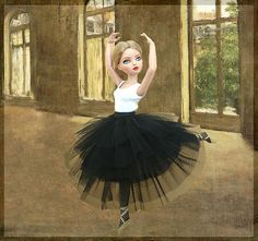 Dreaming of Degas | Flickr - Photo Sharing!