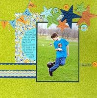 A Project by JanGram from our Scrapbooking Gallery originally submitted 03/25/12 at 05:50 PM