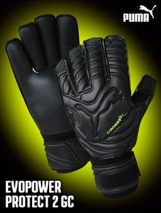 56e94236f Goalkeeper Glove Puma evoPOWER Protect 2 GC - guanti da portiere Puma