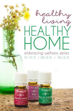 Today I'm sharing about Healthy Living and How I use my Essential Oils Everyday!