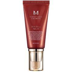 Missha M Perfect Cover BB Cream SPF 42 PA No 27 Honey Beige