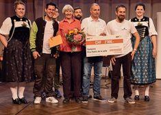 Publikumspreis geht nach Zürich. Die AlpenPioniere können beim agroPreis 2018 im Kursaal Bern die Anwesenden überzeugen und gewinnen den Saalpreis. Shopping, Food, Brand Ambassador, Alps, Meals