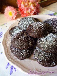 Barbi konyhája: Csokoládés pöfeteg - fehérliszt- és cukormentes