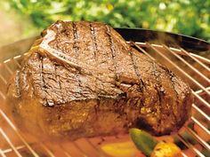 Steki wołowe z grilla - przepis