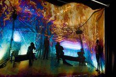 Des réactions scientifiques élevées au rang d'art : une interview de Nicky Assmann | The Creators Project