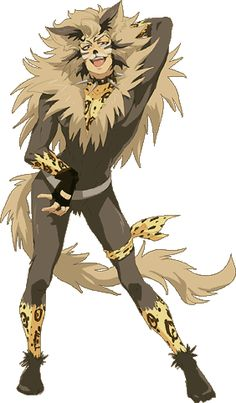 "Rum Tum Tugger xD >>his theme song is ""Sexy and Free"" I'm feelin sexy and freeeeeee!!!"