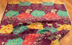 Etsuko Furuya ENCHINO Fabric JG95800 by BabyLuxDesigns on Etsy, $10.50