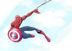 Spiderman by Creator Karan Gupta