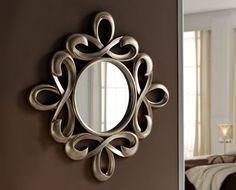 Espejos de madera clasicos modelo ABRIL. Decoracion Beltran, tu tienda de espejos en Internet. www.decoracionbeltran.com
