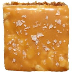 Prep time: 20 minutes Cook time: 10 minutes  Caramel 1 (14-oz) bag caramels (about 50), unwrapped 1 (14-oz) can sweetened condensed milk ¼ cup unsalted butter  Squares ¼ cup unsalted butter 1 (10½-oz) bag miniature marshmallows 1½ tsp vanilla extract 3 tsp sea salt flakes (such as Maldon) 8 cups toasted-rice cereal